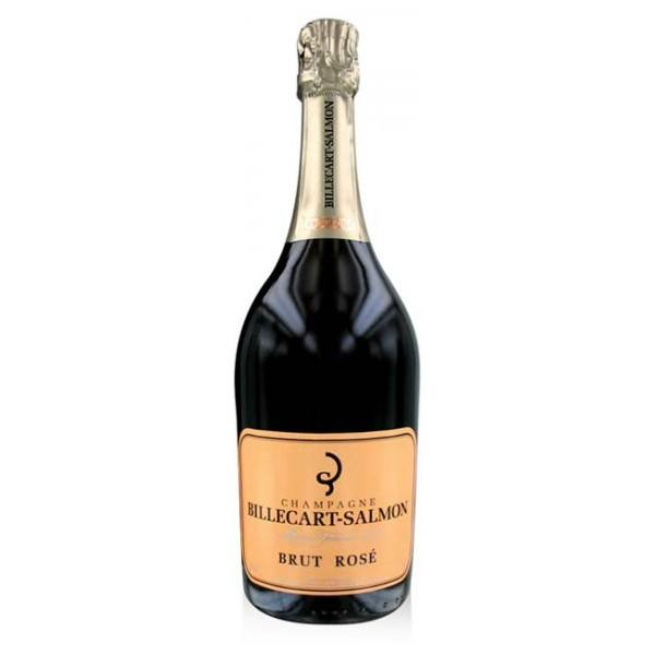 Champagne Billecart Salmon brut rosé: order and buy it online!