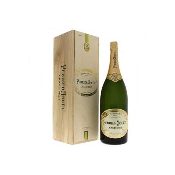 buy online at the best jeroboam champagne perrier jou t grand brut. Black Bedroom Furniture Sets. Home Design Ideas