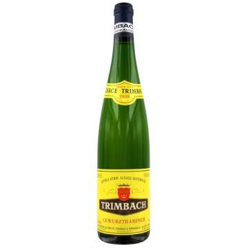 GEWURZTRAMINER 2012 - DOMAINE TRIMBACH (France - Wine Alsace - Alsace AOC - White Wine - 0,75 L)