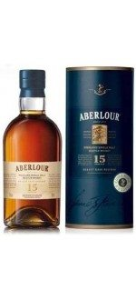 ABERLOUR 15 YEAR OLD WHISKY