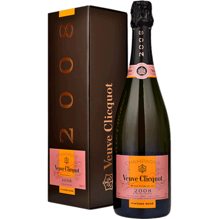 Champagne Veuve Clicquot Rose Vintage 2004 At The Best Price