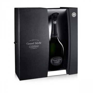 CHAMPAGNE LAURENT-PERRIER - GRAND SIECLE - LUXURY BOX (France - Champagne - Champagne AOC - White Champagne - 0,75 L)