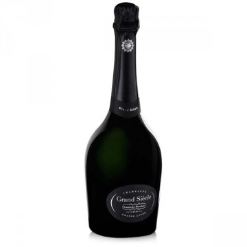 CHAMPAGNE LAURENT-PERRIER - GRAND SIECLE (France - Champagne - Champagne AOC - White Champagne - 0,75 L)