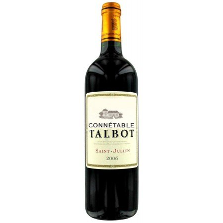 CONNETABLE DE TALBOT 2010 - SECOND WINE OF CHATEAU TALBOT