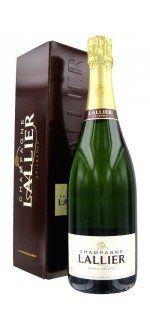 CHAMPAGNE LALLIER - GRANDE RESERVE GRAND CRU (France - Champagne - Champagne AOC - White Champagne - 0,75 L)