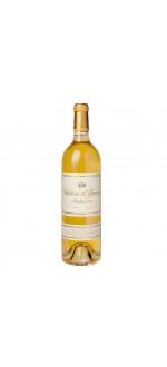 Chateau d'YQUEM - 1er Cru Classé Supérieur 1996 (France - Wine Bordeaux - Sauternes AOC - White Wine - 0,75 L)