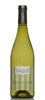 SAUVIGNON 2014 - DOMAINE DU TARIQUET (France - Wine South West France - Côtes de Gascogne IGP - White Wine - 0,75 L)