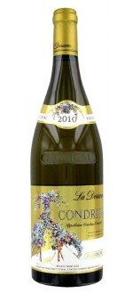 CONDRIEU LA DORIANE 2014 - E. GUIGAL (France - Wine Rhone - Condrieu AOC - White Wine - 0,75 L)