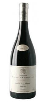 LIEU DIT MALAKOFF 2008 - DOMAINE TERLATO ET CHAPOUTIER (Australia - Wine Victoria - Pyrénées - Red Wine - 0,75 L)