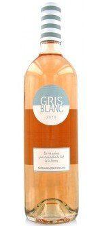 JEROBOAM GRIS BLANC 2014 - GERARD BERTRAND (France - Wine Languedoc Roussillon - Pays d'Oc IGP - Rosé Wine - 3 L)
