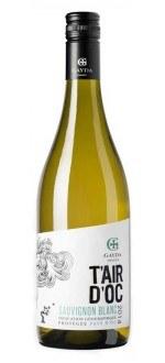 SAUVIGNON T'AIR D'OC 2014 - DOMAINE GAYDA (France - Wine Languedoc Roussillon - Pays d'Oc IGP - White Wine - 0,75 L)