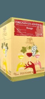 BOXED WINE - BIB - ROUGE - LA SUZIENNE