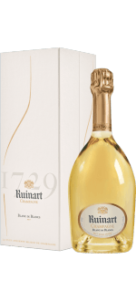 CHAMPAGNE RUINART BLANC DE BLANCS IN LUXURY BOX