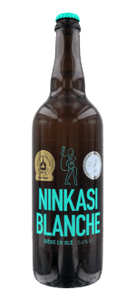 BLANCHE - BREWERY NINKASI - WHEAT BEER