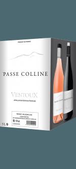 WINE BOX PASSE COLLINE 2015 - RHONEA