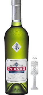 ABSINTHE SUPERIEURE PERNOD + FREE SPOON