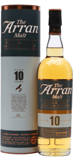 ARRAN 10 YEAR OLD WHISKY IN GIFT PACK