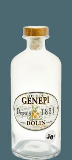 COEUR DE GENEPI 50°- DOLIN 1821