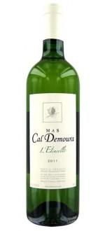 L'ETINCELLE 2014 - MAS CAL DEMOURA (France - Organic wine Languedoc Roussillon - Pays d'Hérault IGP - White Organic wine - 0,75