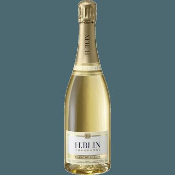Blanc de blancs champagne h blin buy champagne online for Belle jardin blanc de blancs