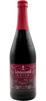LINDEMANS KRIEK 75CL - BREWERY LINDEMANS