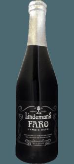 LINDEMANS FARO 75CL - BREWERY LINDEMANS
