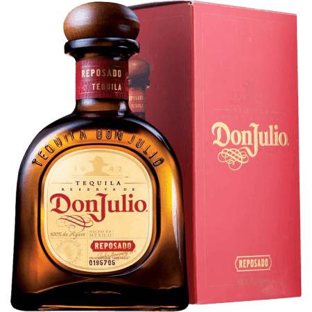 TEQUILA DON JULIO REPOSADO - IN GIFT PACK