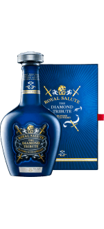 ROYAL SALUTE - THE DIAMOND TRIBUTE - EN GIFT SET