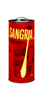 BOXED WINE - BIB - 3L - WINEINTUBE - SANGRIA