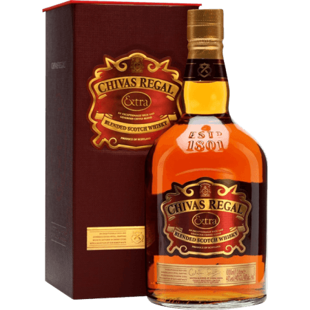 Whisky Chivas Regal Extra Buy Online At The Best Price