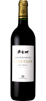 LES CALECHES DE LANESSAN 2011 - SECOND WINE OF CHATEAU LANESSAN