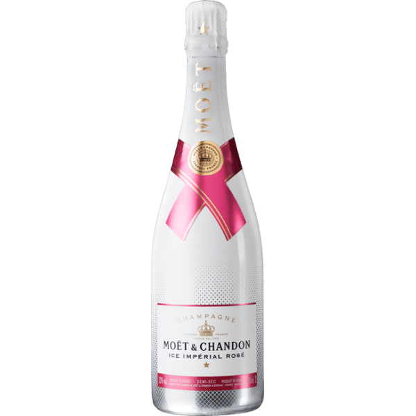 buy champagne moet chandon ice imperial rose online. Black Bedroom Furniture Sets. Home Design Ideas