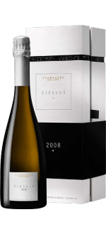 STENOPE 2008 CHAMPAGNE - DEVAUX ET CHAPOUTIER - GIFT BOX