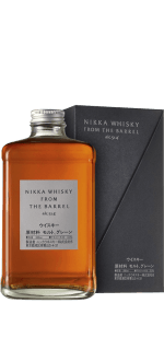 NIKKA FROM THE BARREL - IN GIFT CASE