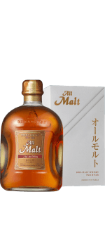 NIKKA ALL MALT - IN GIFT CASE