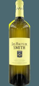 LES HAUTS DE SMITH 2014 - BLANC - SECOND WINE OF CHATEAU SMITH HAUT LAFITTE