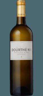DOURTHE NUMERO 1 - WHITE - 2015