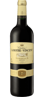 CHATEAU LAMOTHE-VINCENT ROUGE 2015