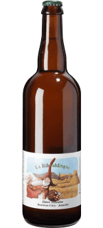 RIBOULDINGUE - BREWERY DES GARRIGUES - WHEAT BEER