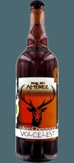 VOLCELEST AMBREE - BREWERY DE LA VALLEE DE CHEVREUSE - ORGANIC BEER