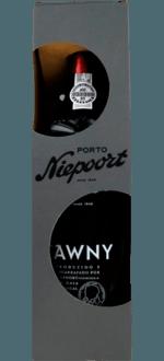 PORT NIEPOORT TAWNY - IN PRESENTATION CASE