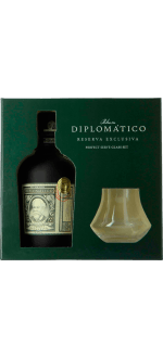 DIPLOMATICO - GIFT SET 2 GLASSES