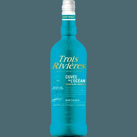 TROIS RIVIERES - RUM BLANC AGRICOLE - CUVEE DE L'OCEAN