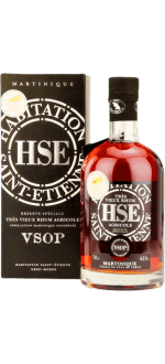 HSE TRES VIEUX RUM AGRICOLE RESERVE SPECIALE VSOP - IN GIFT BOX