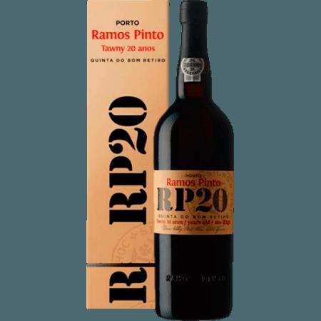 QUINTA DO BOM RETIRO - 20 YEAR OLD - RAMOS PINTO