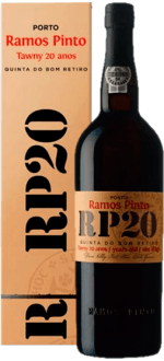 QUINTA DO BOM RETIRO - 20 YEAR OLD - RAMOS PINTO