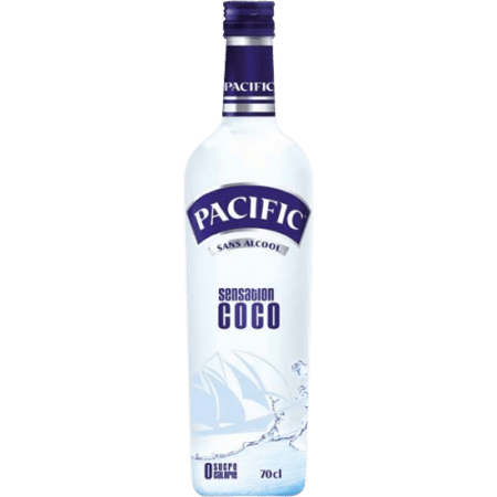 PACIFIC - COCONUT FLAVOURED