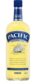 PACIFIC - ANISEED FLAVOURED