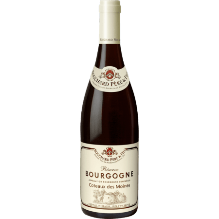 Wines Pinot Noir based from Bourgogne at the best price online