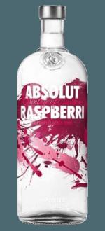 ABSOLUT RASPBERRI - VODKA RASPBERRY-FLAVOURED - ABSOLUT VODKA